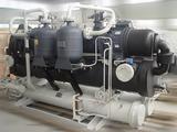 水冷螺杆低温冰水 机组